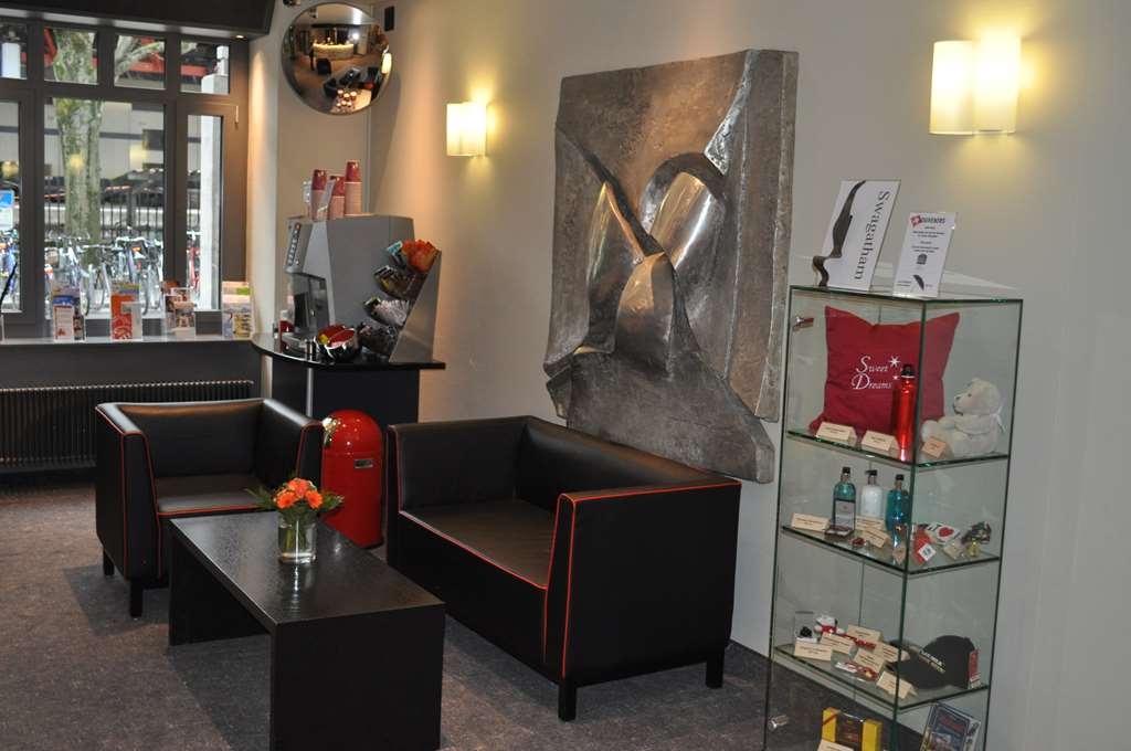 Best Western Hotel Wartmann am Bahnhof - Lobby