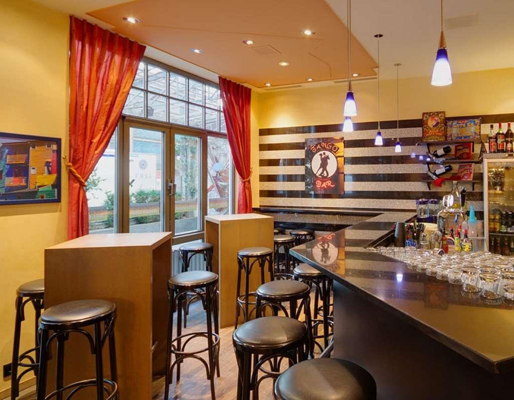 Best Western Hotel Wartmann am Bahnhof - bar
