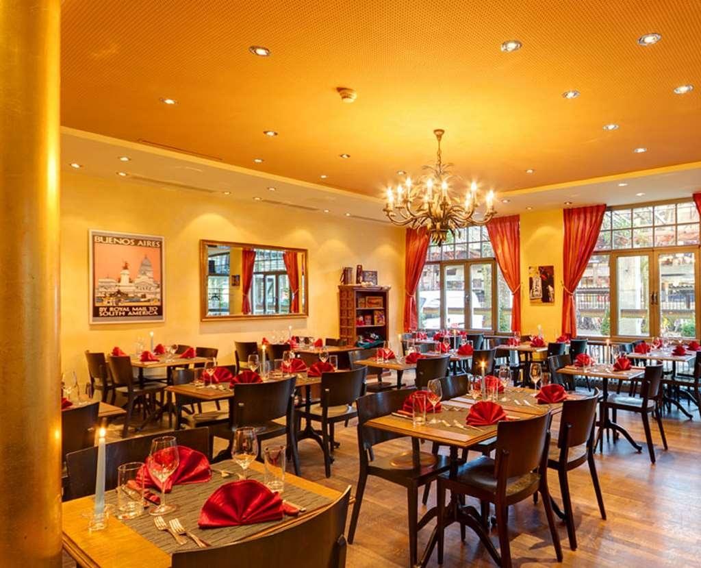 Best Western Hotel Wartmann am Bahnhof - Restaurante/Comedor