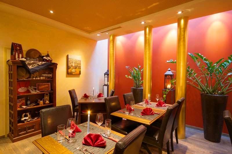 Best Western Hotel Wartmann am Bahnhof - restaurant