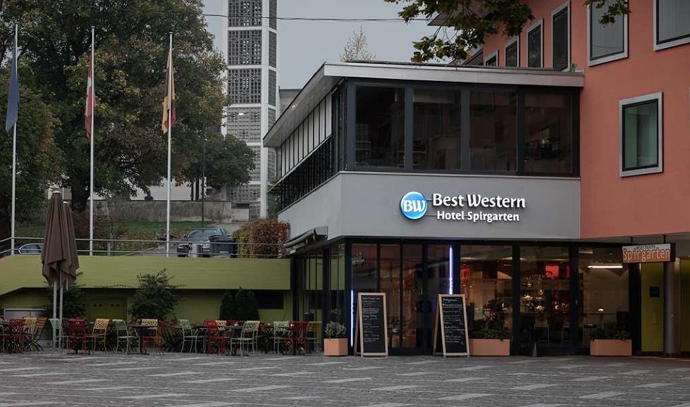 Hotel in Zurich | Best Western Hotel Spirgarten