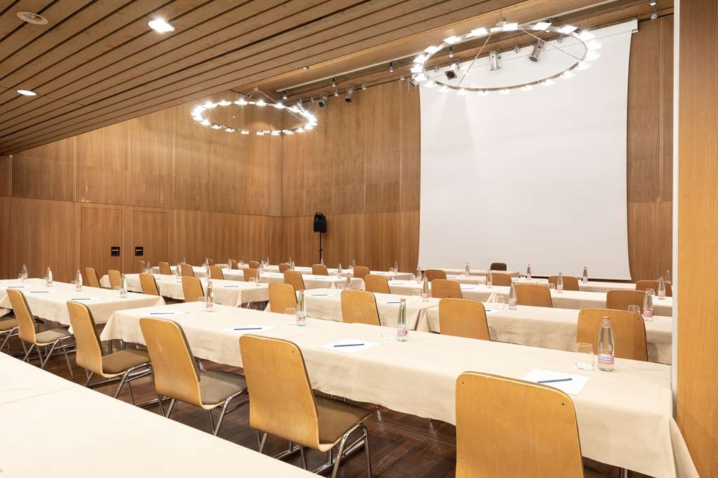 Best Western Hotel Spirgarten - Salle de réunion