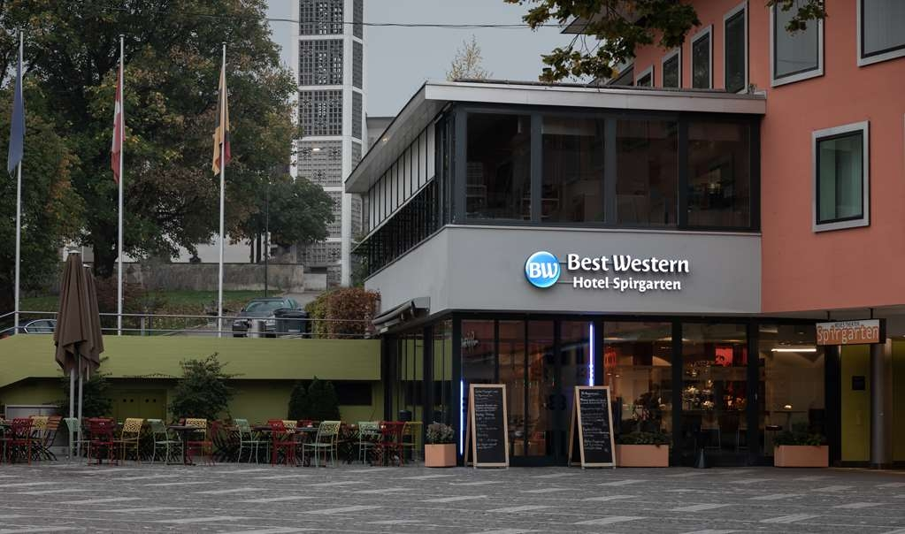 Best Western Hotel Spirgarten - Façade