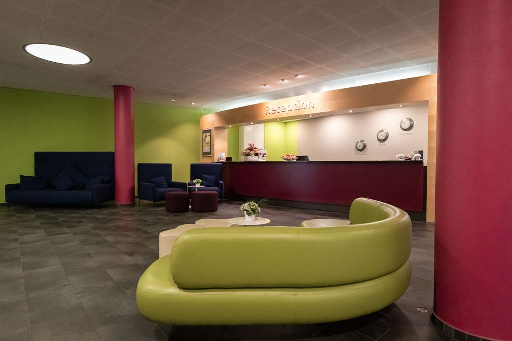 Best Western Hotel Spirgarten - Hall