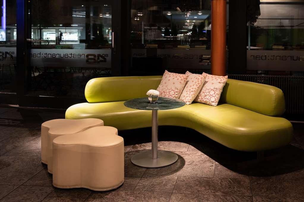 Best Western Hotel Spirgarten - Vue du lobby