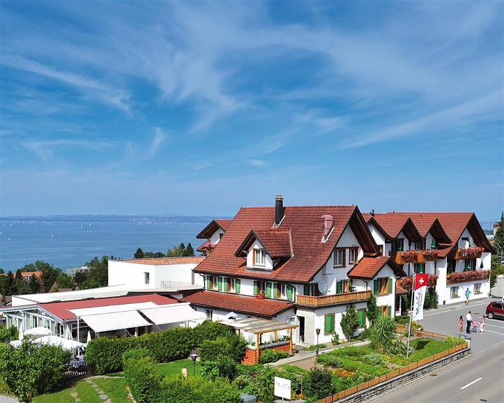 Best Western Hotel Rebstock - Aussenansicht