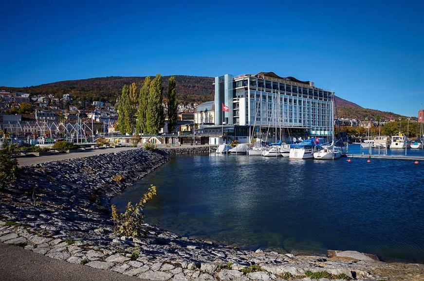 Best Western Premier Hotel Beaulac - Aussenansicht