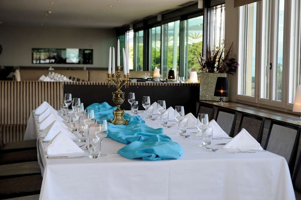 Best Western Premier Hotel Beaulac - Ristorante / Strutture gastronomiche