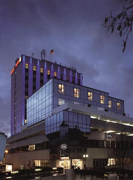 Best Western Plus Arosa Hotel - Area esterna