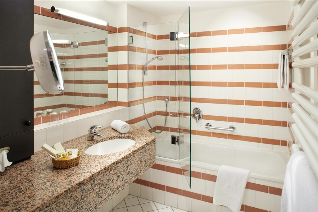 Best Western Plus Arosa Hotel - Salle de bains