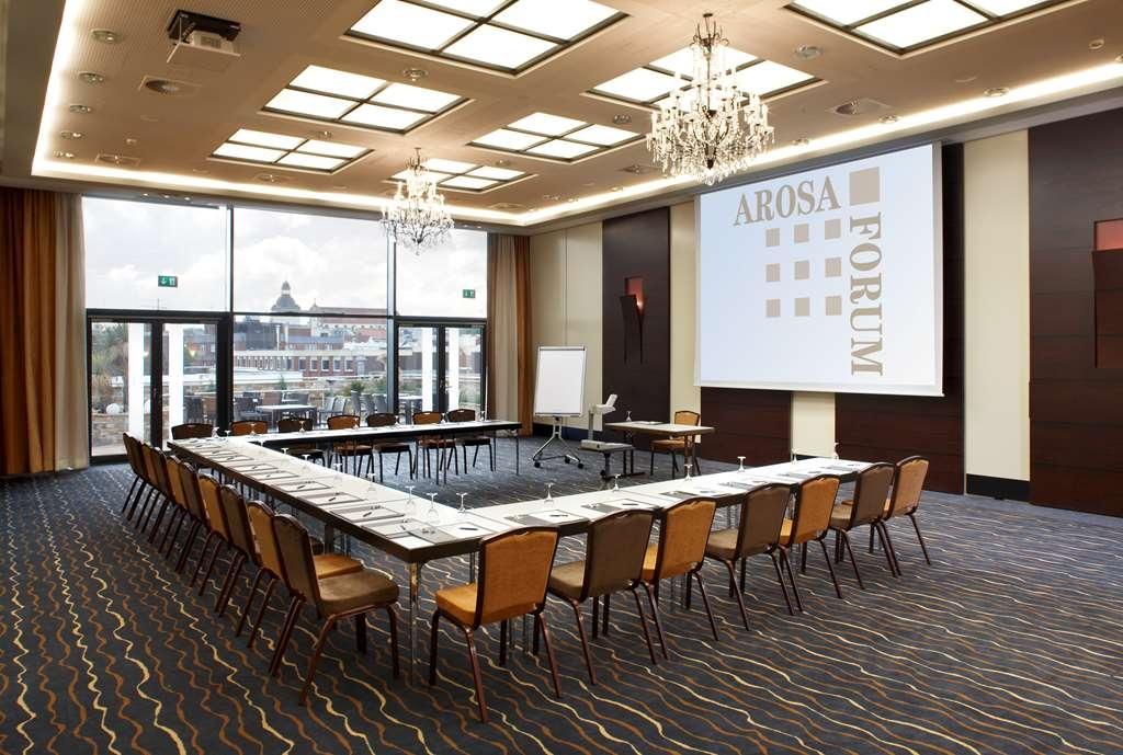 Best Western Plus Arosa Hotel - Sala de reuniones