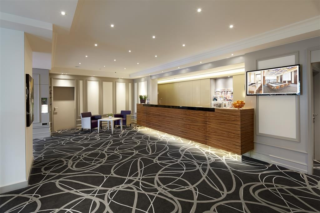 Best Western Plus Arosa Hotel - Hall