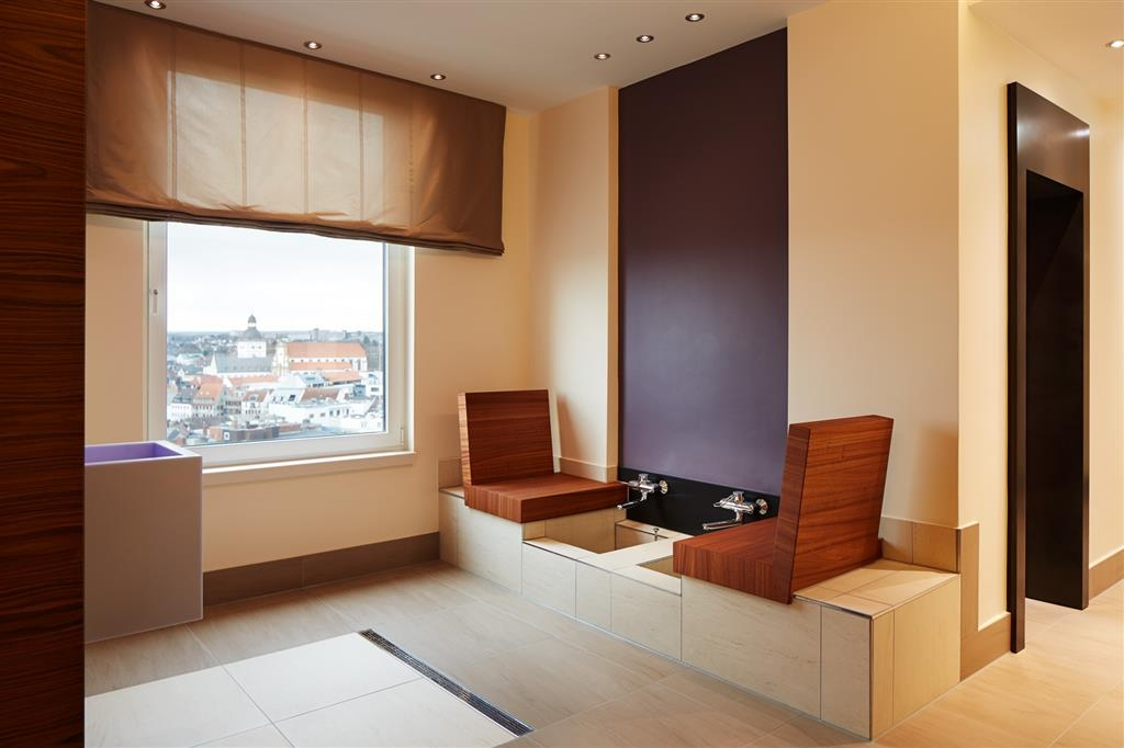 Best Western Plus Arosa Hotel - Salle d'activités