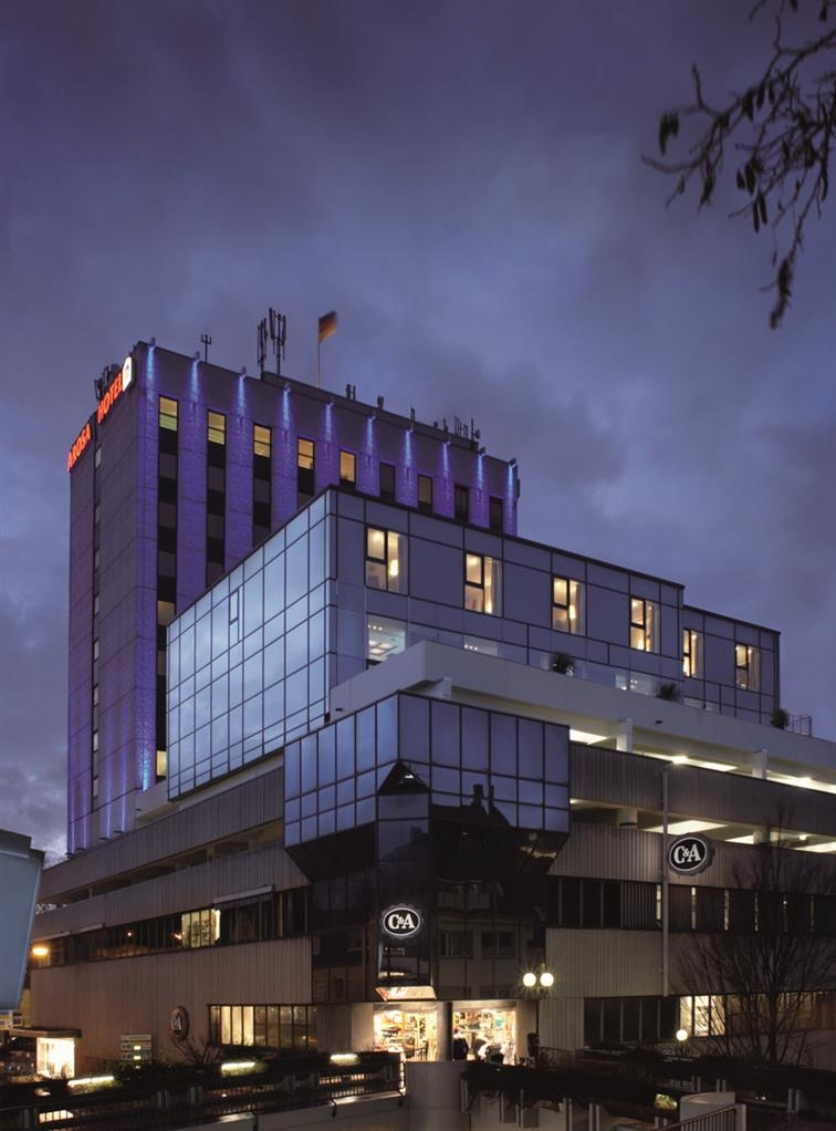 Best Western Plus Arosa Hotel - Vista Exterior
