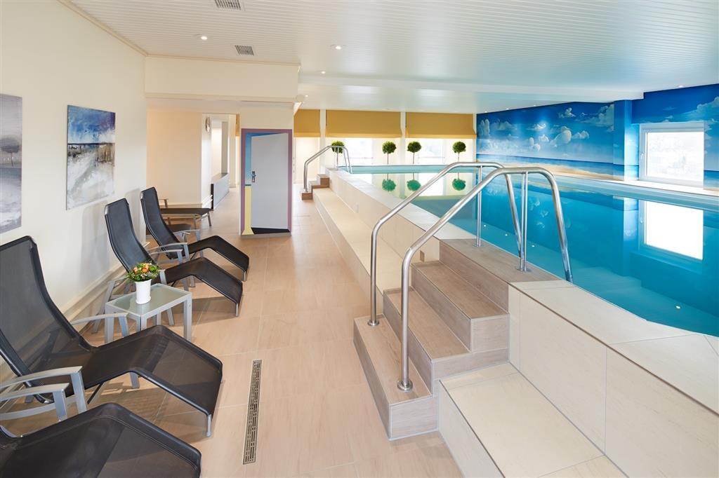 Best Western Plus Arosa Hotel - Piscina cubierta