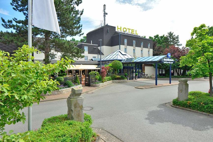Best Western Hotel Der Foehrenhof - Aussenansicht