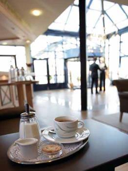 Best Western Hotel Der Foehrenhof - Lobby