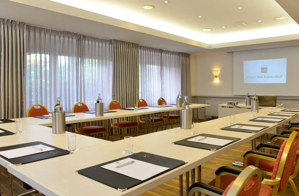 Best Western Hotel Der Foehrenhof - Sale conferenze