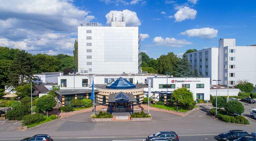 Best Western Premier Parkhotel Kronsberg - Vue extérieure