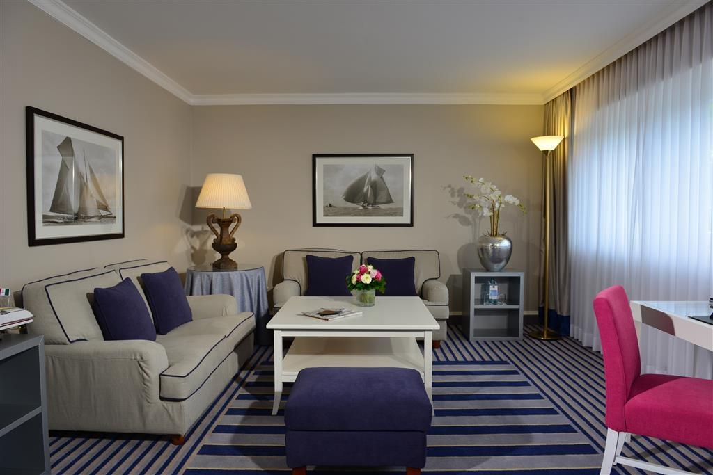 Best Western Premier Parkhotel Kronsberg - Habitación