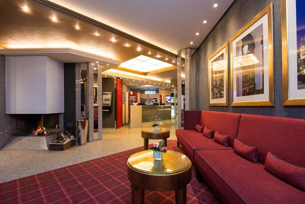 Best Western Plus Hotel St. Raphael - Lobbyansicht