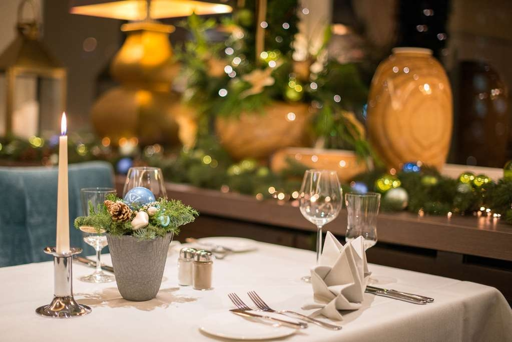 Best Western Plus Hotel St. Raphael - Restaurant