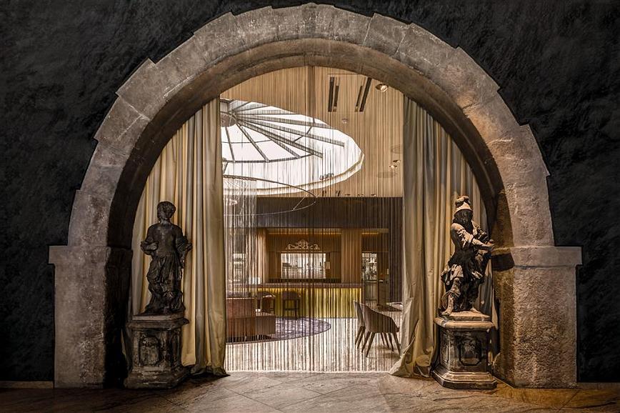 Best Western Premier Hotel Rebstock - Entrada del hotel