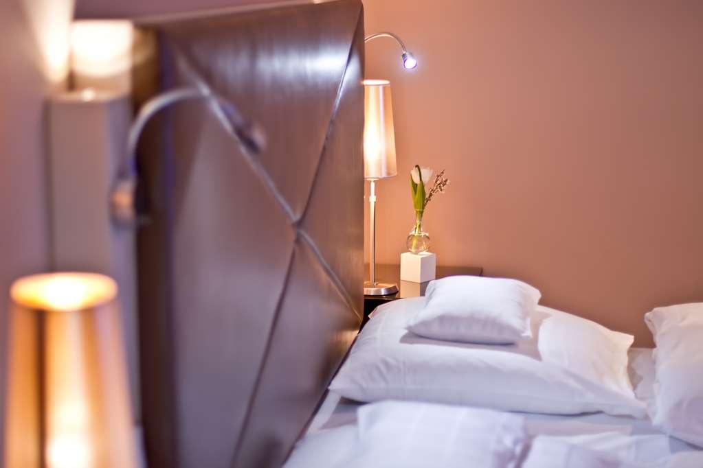 Best Western Premier Hotel Rebstock - Chambres / Logements