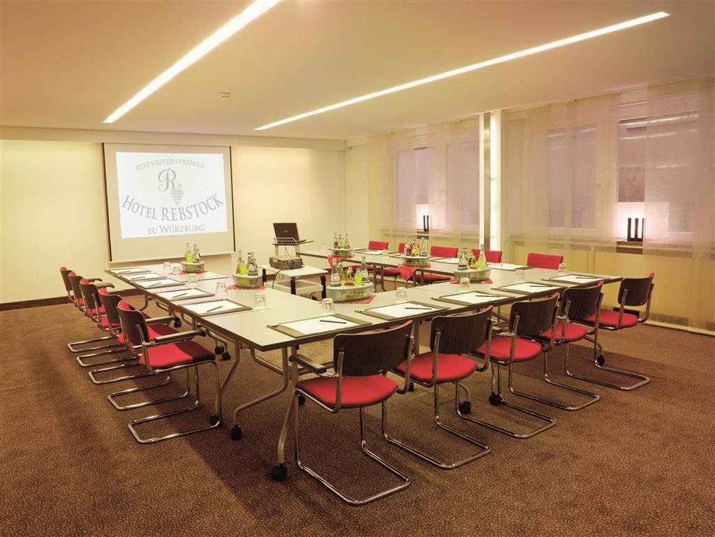 Best Western Premier Hotel Rebstock - Salle de réunion