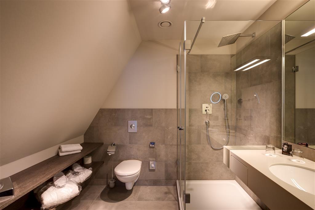 Best Western Premier Hotel Rebstock - Gästebad