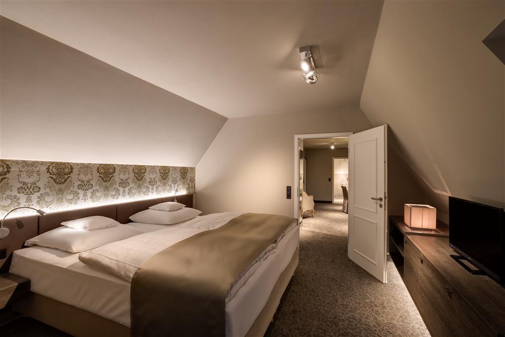 Best Western Premier Hotel Rebstock - Chambre