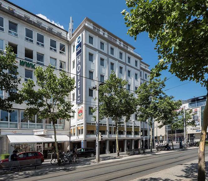 Best Western Hotel Zur Post - Area esterna