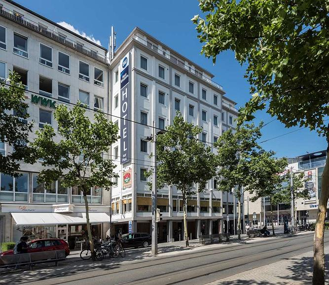 Best Western Hotel Zur Post - Area esterna