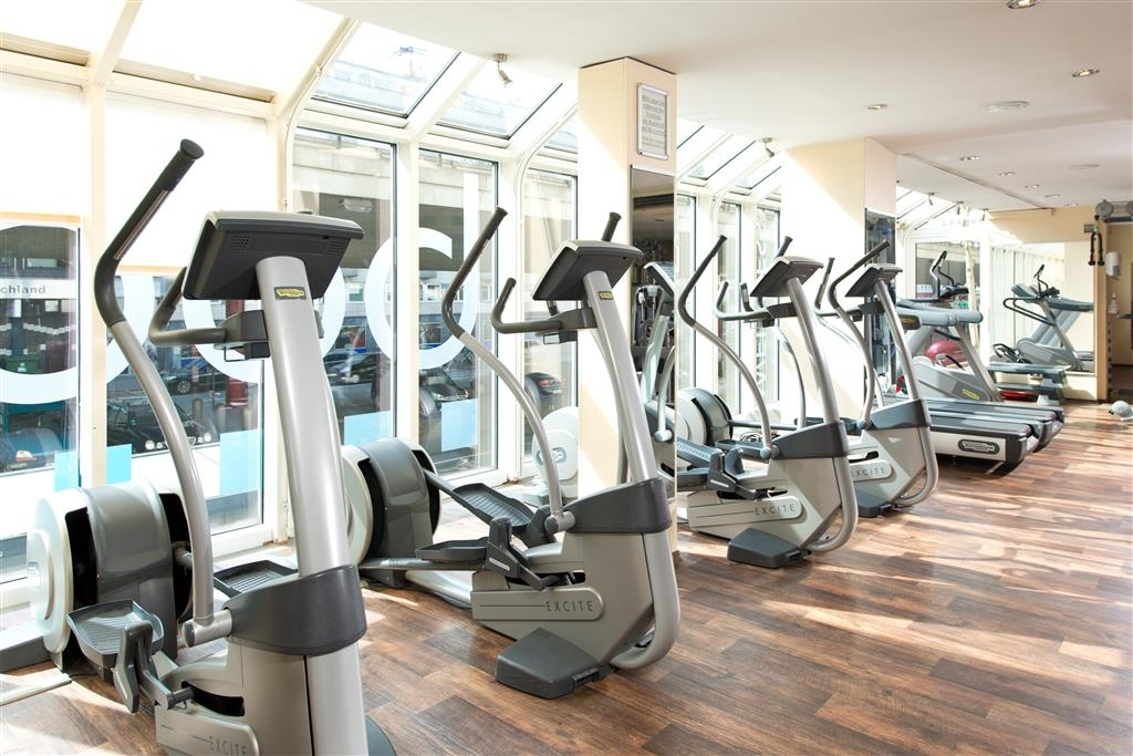 Best Western Hotel Zur Post - Centro fitness