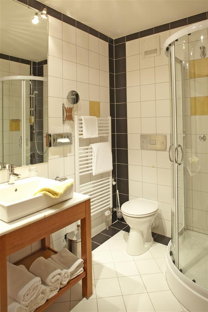 Best Western Hotel Ambassador - Cuarto de baño de clientes