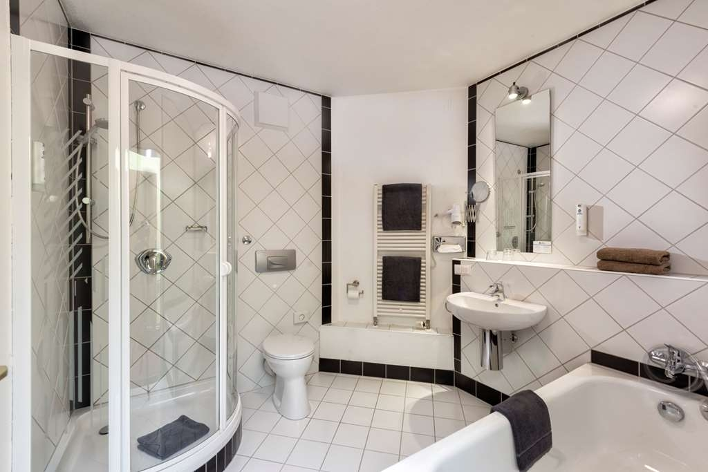 Best Western Hotel Ambassador - Habitaciones/Alojamientos