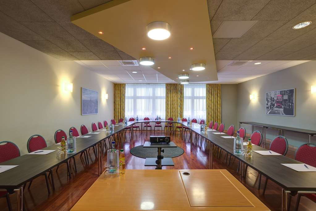 Best Western Hotel Ambassador - Sala de reuniones