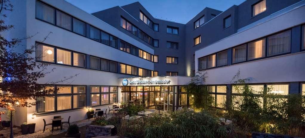 Best Western Hotel Ambassador - Vista Exterior