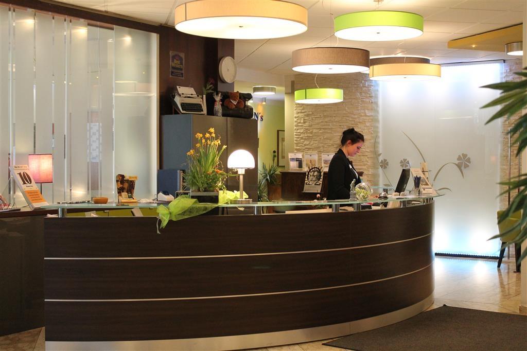 Best Western Hotel Ambassador - Vestíbulo