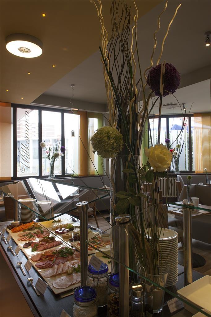 Best Western Hotel Ambassador - Zona de desayunos