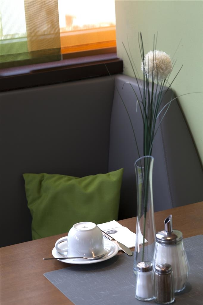 Best Western Hotel Ambassador - Zona pranzo