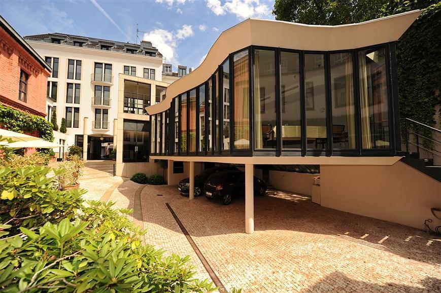 Best Western Hotel Domicil - Aussenansicht