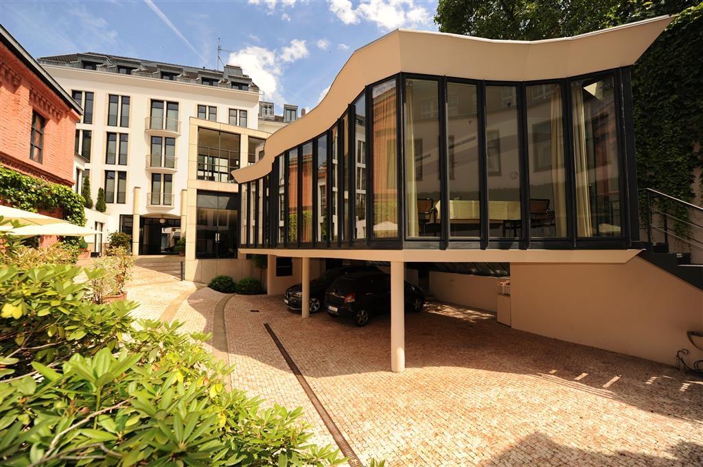Best Western Hotel Domicil - Façade