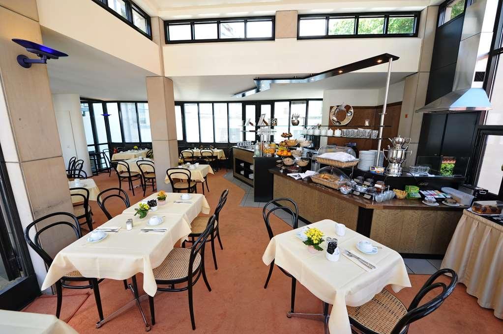 Best Western Hotel Domicil - restaurant
