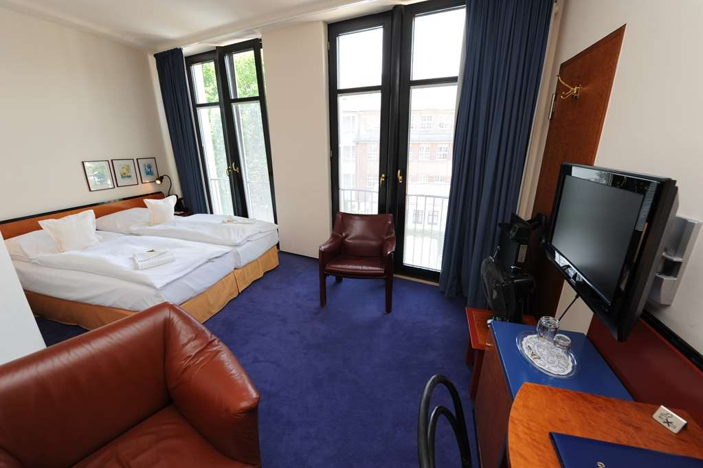Best Western Hotel Domicil - Chambres / Logements