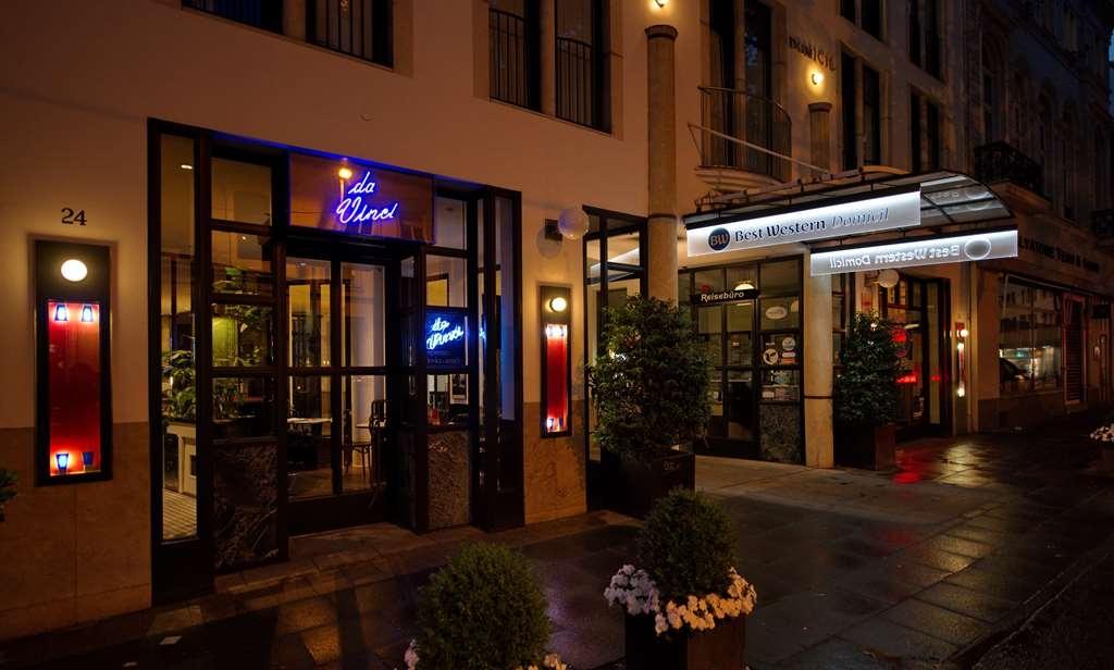 Best Western Hotel Domicil - Facciata dell'albergo