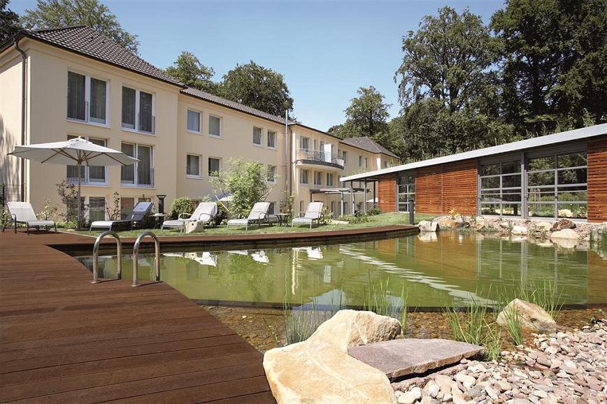Best Western Premier Park Hotel and Spa - Vista exterior