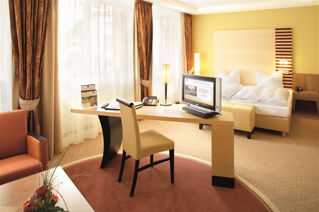 Best Western Premier Park Hotel and Spa - Camera