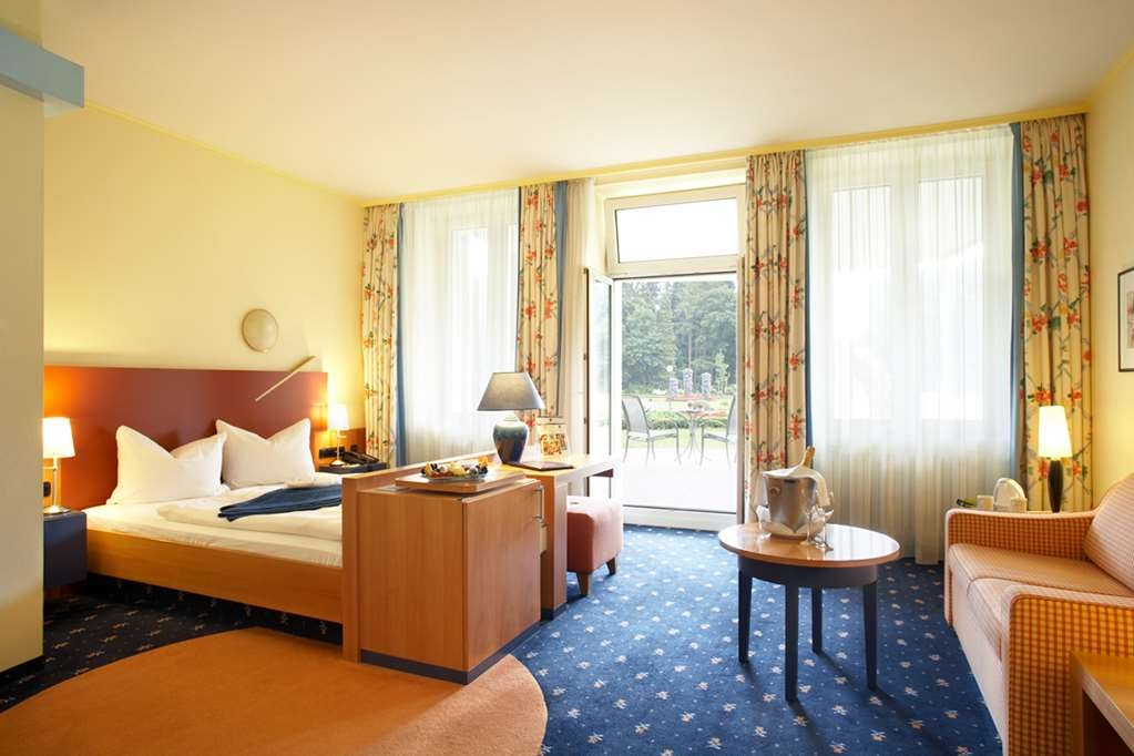 Best Western Premier Park Hotel and Spa - Camere / sistemazione