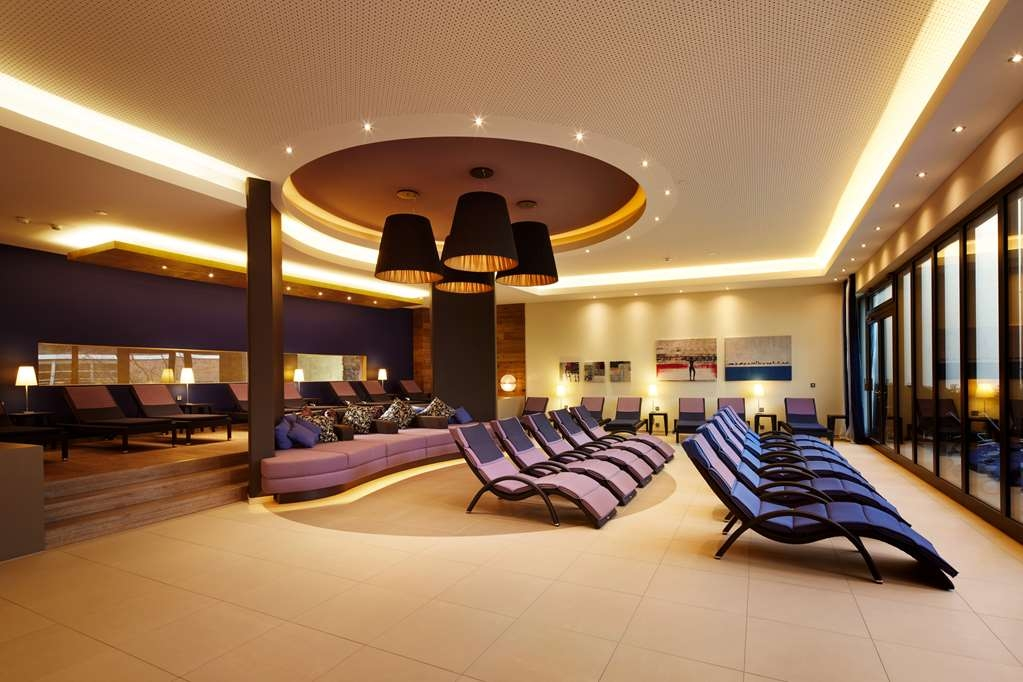 Best Western Premier Park Hotel and Spa - Spa